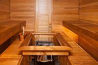 Строительство бани и сауны из дерева