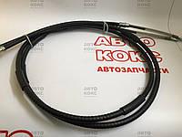 Трос ручного тормоза (жесткий кожух) ВАЗ 2108 2109 (к-т 2шт) Триал-Спорт
