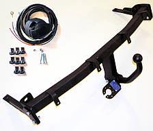 Фаркоп на Volkswagen Caddy (2004-2016) фольксваген кадди