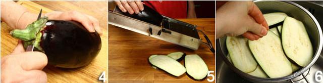 Итальянская кухня рецепты - Запеченные баклажаны под моцареллой и сыром пармезан