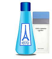 Reni версия Light Blue D&G 100мл + флакон в подарок