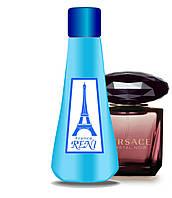 Reni версия Crystal Noir Versace 100мл + флакон в подарок