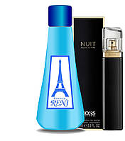 Reni версия Boss Nuit Pour Femme Hugo Boss 100мл + флакон в подарок