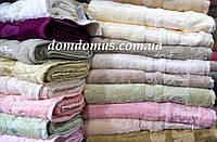 Махровое полотенце 90*170 ( 100% бамбук), Puppila, Турция