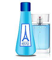 Reni версия Into the Blue Escada 100мл + флакон в подарок