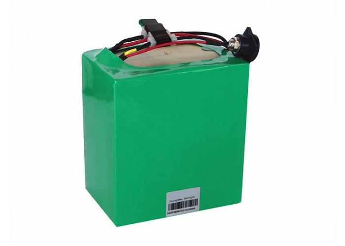 Аккумулятор 36V12AH универсальный литий полимерный L2