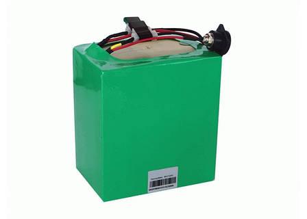 Аккумулятор 36V12AH универсальный литий полимерный L2, фото 2