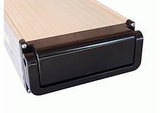 Аккумулятор 48V12AH универсальный литий полимерный на багажник, фото 2