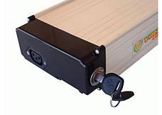 Аккумулятор 48V12AH универсальный литий полимерный на багажник, фото 3