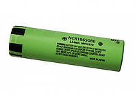 Аккумулятор литий ионный 18650 Panasonic, 3.7v 3.4Ah
