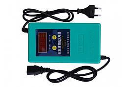 Интеллектуальное зарядное устройство свинцово-кислотных аккумуляторных батарей на 48V