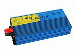 Инвертор 12 вольт-220 вольт 1000 ватт