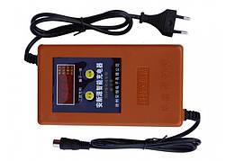 Інтелектуальний зарядний пристрій літій іонних і літій-полімерних АКБ на 36V
