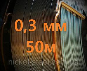 Проволока нержавеющая 0,3 мм 50 метров
