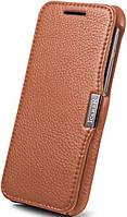 Чехол iCarer HTC One M8 коричневый