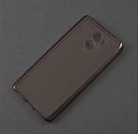 Чехол Remax ультратонкий для Xiaomi Redmi 4 серый прозрачный