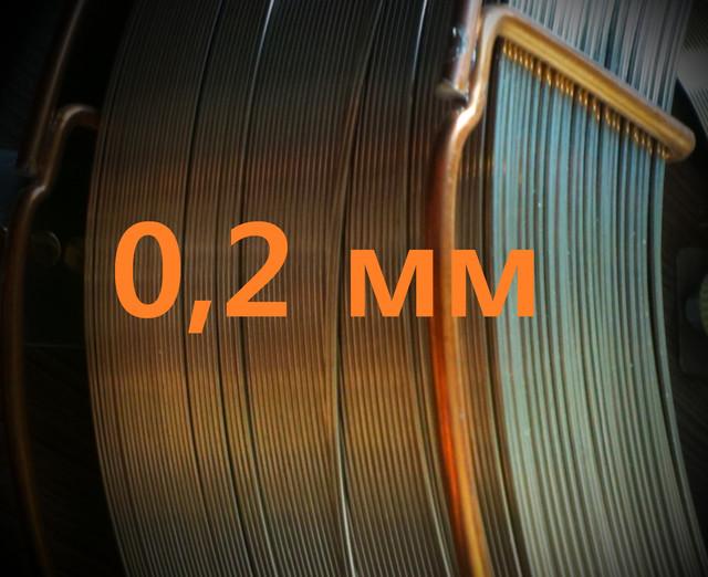 Проволока нержавеющая для сигарет 0,2 мм