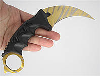 Нож Керамбит CS:GО  желтый