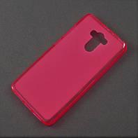 Чехол TPU для Xiaomi Redmi 4 розовый матовый