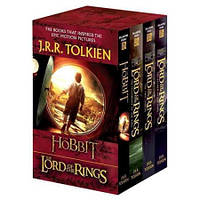 The Complete Tolkien Collection. (4 книги). Подарочный набор. The Hobbit... The Lord of the Rings...