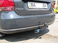 Фаркоп на Volkswagen Polo седан (с 2010--) Фольксваген Поло седан