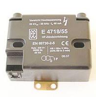 Трансформатор зажигания Eichhoff 1P gas E4718/55 для теплогенераторов Ermaf GP
