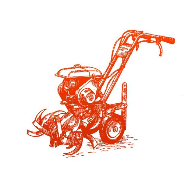 Крот (мотокультиватор)