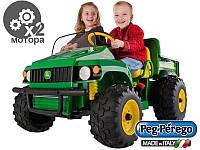 Детский электромобиль Peg-perego John Deere GATOR HPX