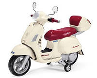 Детский электромобиль-мотоцикл Peg-perego Vespa