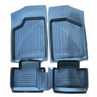 Коврики резиновые черные Lada 2108-21099/2113-2115 (5шт)  корыто РТИ
