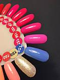 Гель-лак Nice for you № 157 (кукольный розовый, эмаль) 8.5 мл, фото 2