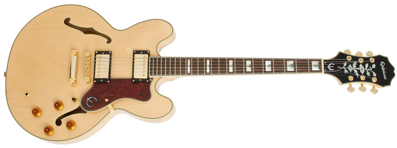 Полуакустическая гитара Epiphone Sheraton II