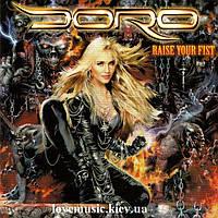 Музыкальный сд диск DORO Raise your fist (2012) (audio cd)