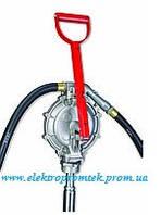 Бочковой ручной насос (двухдиафрагменный) GROZ DPP/1 для бензина, дизеля