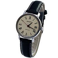 Механические часы Полет 23 камня сделано в СССР с датой - 店ヴィンテージ腕時計, фото 1