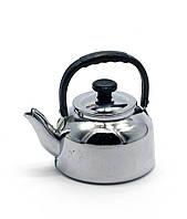 """Зажигалка газовая  """"Чайник"""" (7,5х6,5х6 см)"""