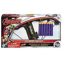 "Игрушечный лук Соколиного Глаза - ""Nerf"" Avenger's Hawkeye, Hasbro"