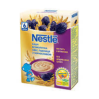 Безмолочная каша Nestle Овес Пшеница Чернослив с 6 месяцев, 200 г 12283598 ТМ: Nestlé
