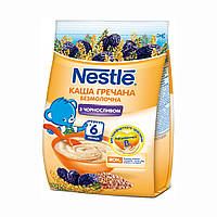 Безмолочная каша Nestle Гречневая Чернослив с 6 месяцев, 180 г 12310728 ТМ: Nestlé