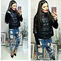 Куртка женская,  модель 205, черный