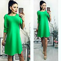 """Платье женское, модель 769, цвет """"трава"""", фото 1"""