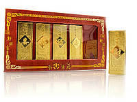 Золотые слитки  (5 шт)(16,5х9х2 см)
