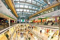 Построить торговый центр