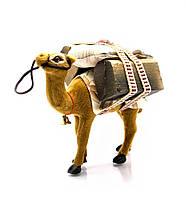 Верблюд (мех) (17,5х14х13 см)