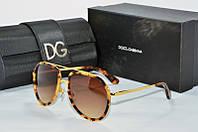 Солнцезащитные очки Dolce & Gabbana лео