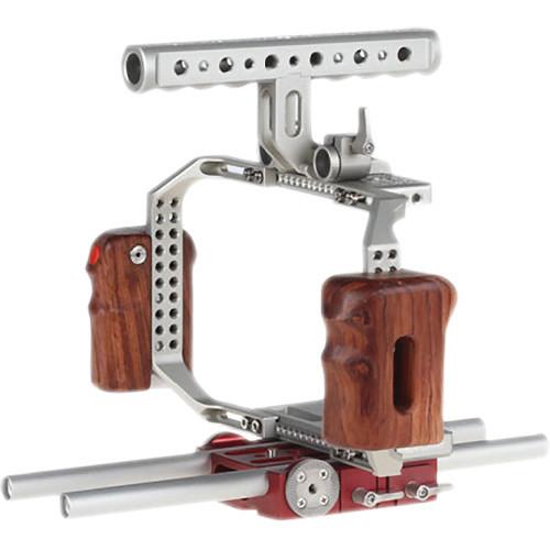 Movcam Camera Cage Kit 4 for Blackmagic Design Cinema Camera (MOV-303-1800-K4)