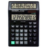 Калькулятор Daymon DC-231 M на 2 дисплея 12 разрядный