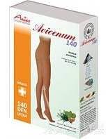 Колготы Aries Avicenum, закрытый носок, черный, 140 ден, 3