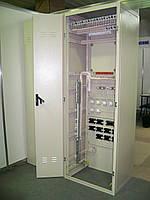 Шкафы напольные электротехнические, металлические корпуса