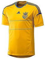 Футболка игровая Adidas FFU 2012 - 2014  сборной Украины по футболу X11627 XL
